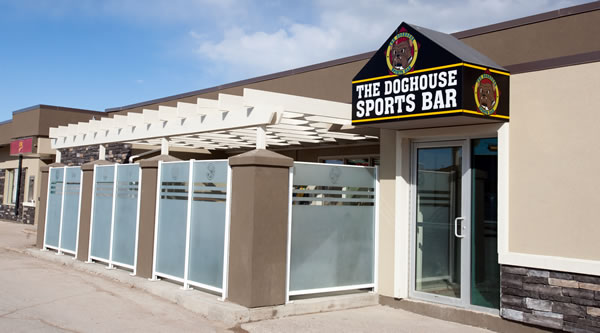 Sports Pub, Hay River, NT